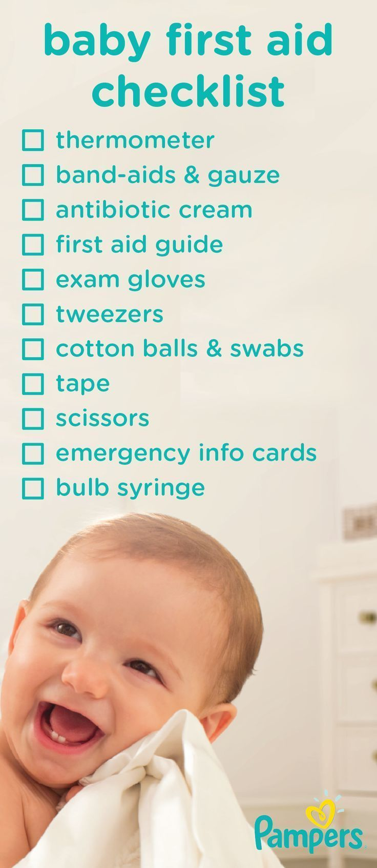 Baby first aid kit essentials nurses know presented by