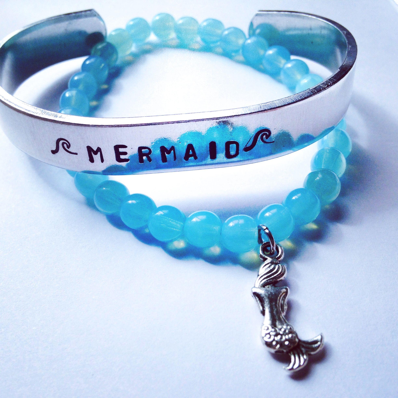 Indo Love Mermaid Bracelet Stack Available At Buddhibo