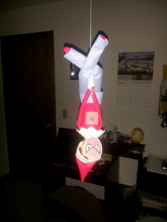 Elf on a Shelf - Spider Elf
