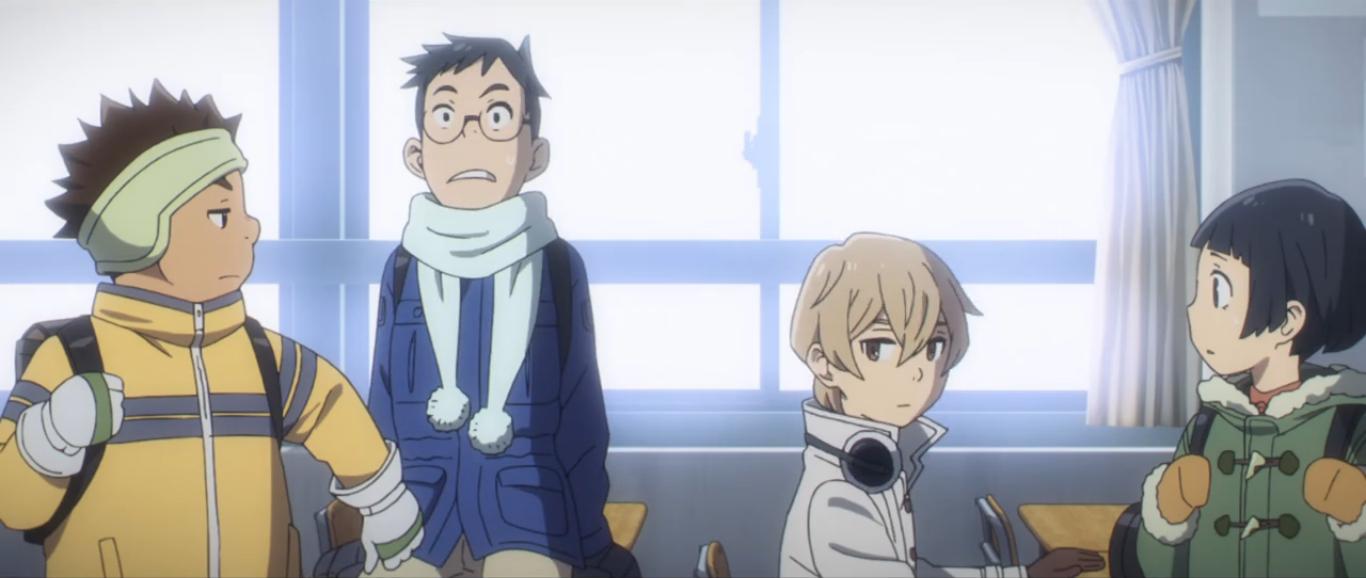 Erased Episode 4 Satoru Invites Hinazuki To The Science Center As