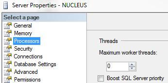 Enabling Boost SQL Server priority Option #sql #server #backup ...