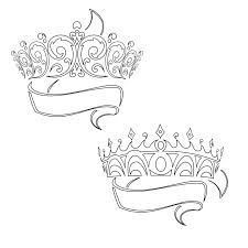 princess crown outline tattoo tattoos on pinterest crown tattoo rh pinterest com princess tiara tattoo princess tiara tattoo pictures