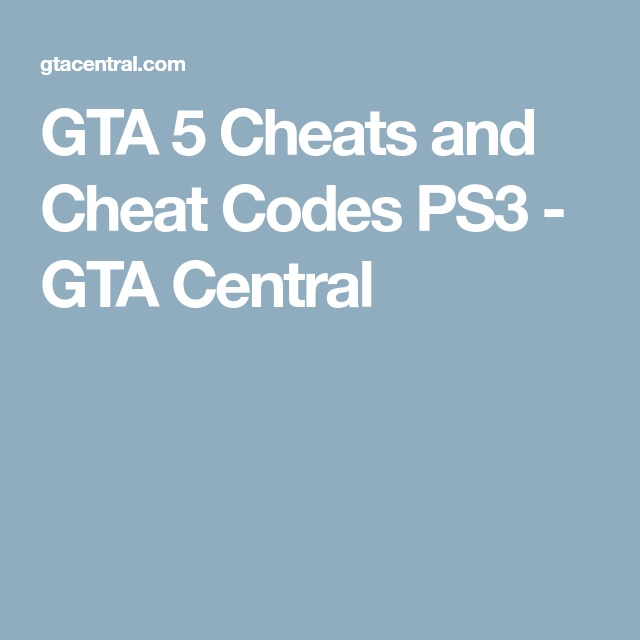 GTA 5 <b>Cheats</b> and <b>Cheat Codes</b> PS3 | Archery | Archery, Gta 5, Gta