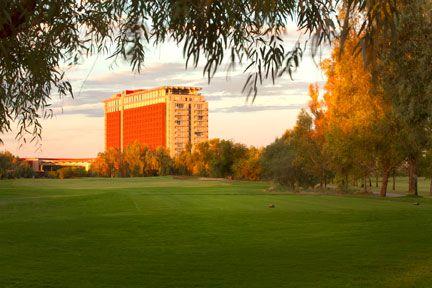 The wonderful Talking Stick Resort & Casino in Scottsdale