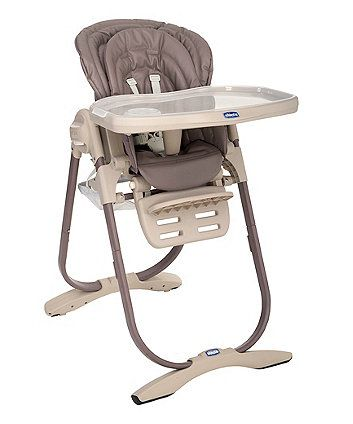 The Clever Design Of The Chicco Polly Magic Highchair Allows It To