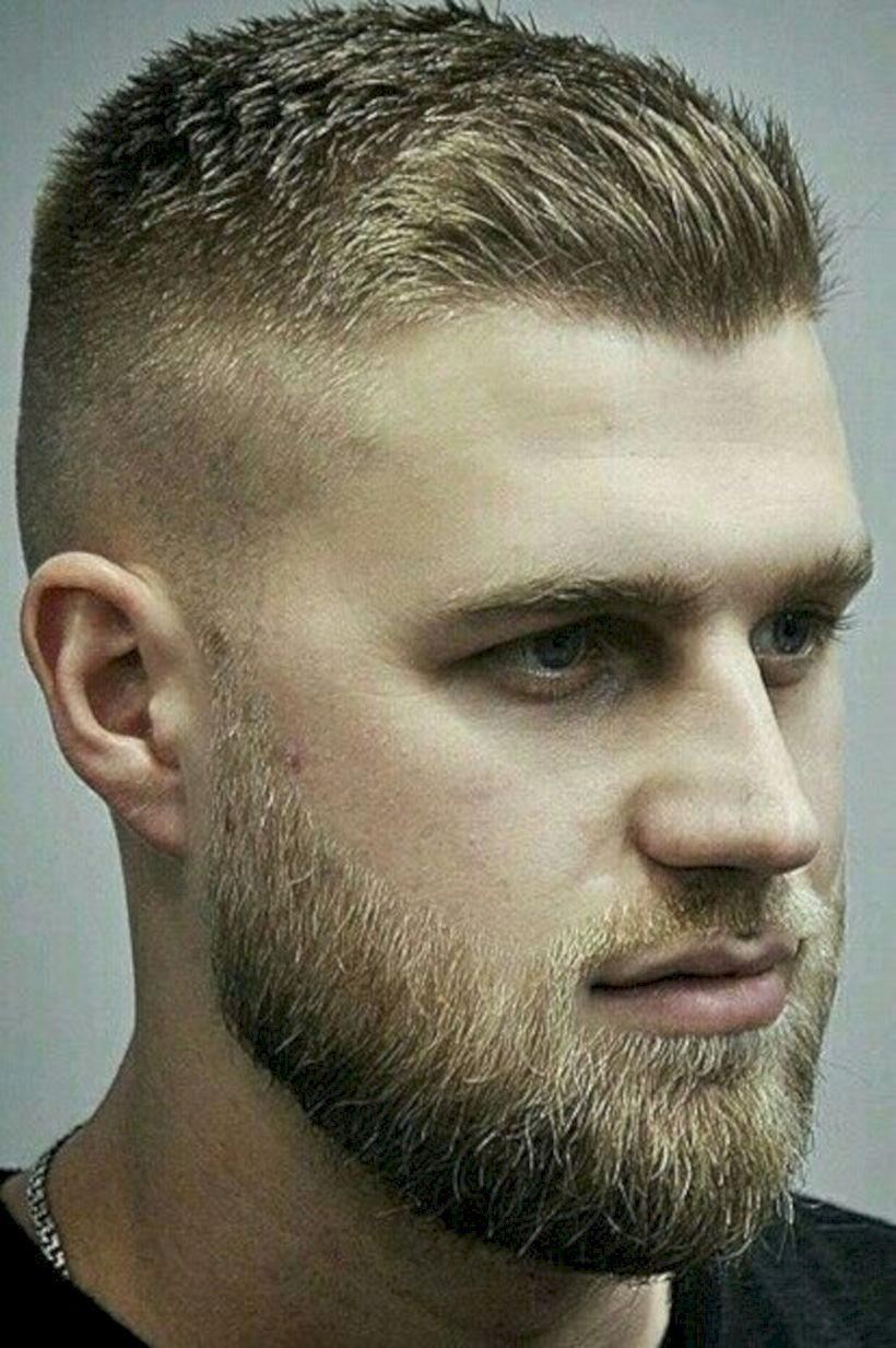 mens very short hairstyles for thick hair