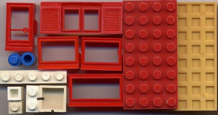 1955 Lego House set