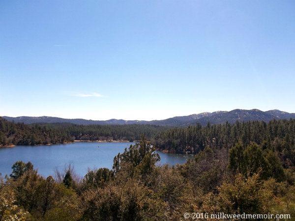 Little Granite Mountain And Granite Mountain Basin Lake Prescott