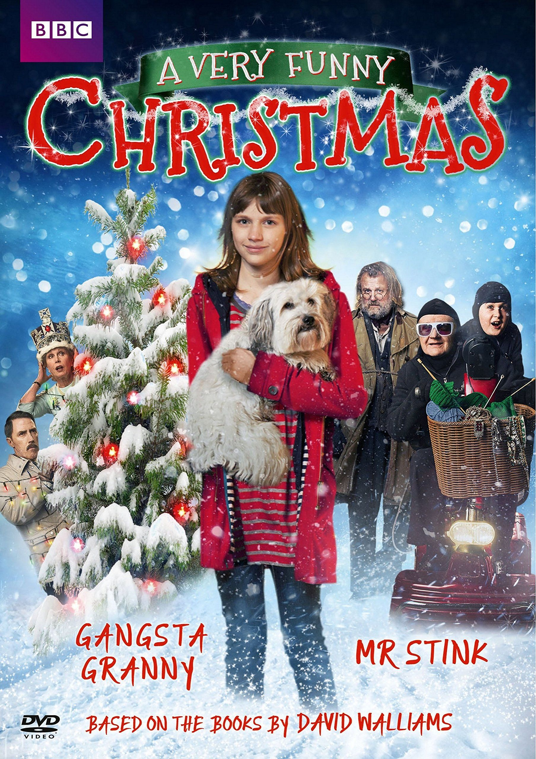 A Very Funny Christmas November 18th, 2014 DVD/Bluray