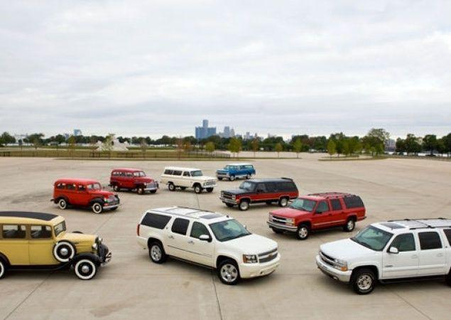Canadauence TV: O sucesso do Chevrolet Suburban produzido desde 19...