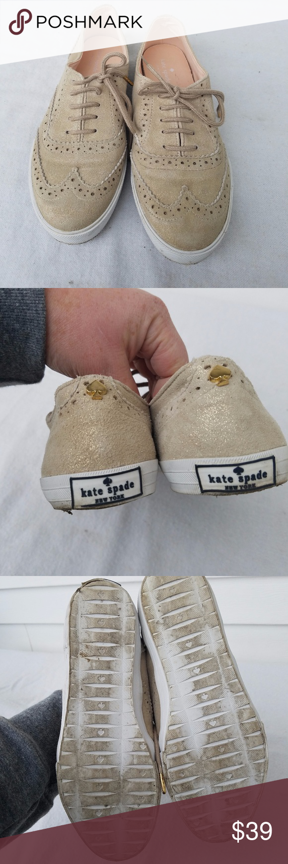 kate spade lima sneaker