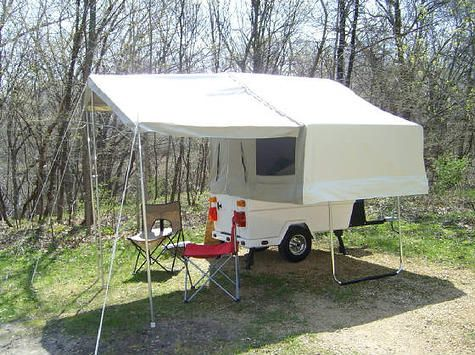 Mini Mate Tiny Pop Up Camper