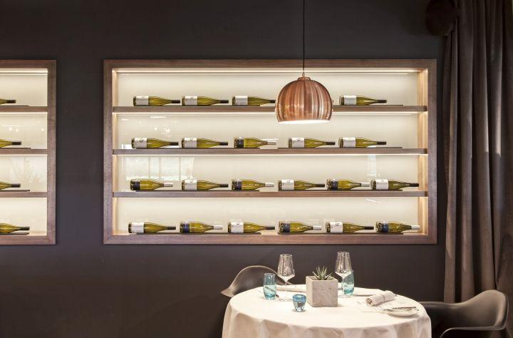 Ресторан и бистро для персонала компании CLINTON от Susanne KaiserвБерлине