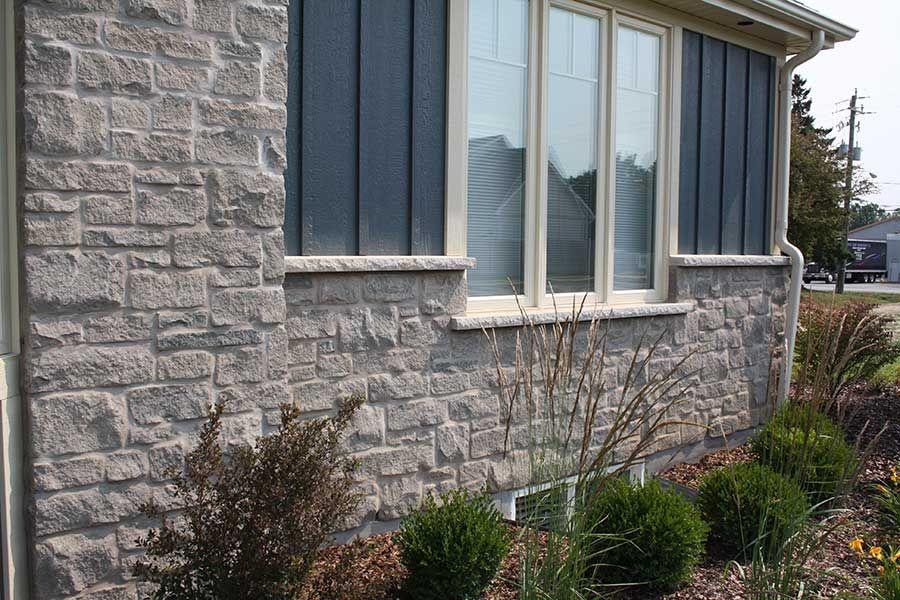 Arriscraft Canada Products Building Stone Fresco Twilight Colour House Ideas
