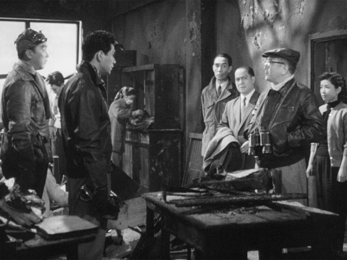 Godzilla raids again 1955 the criterion collection in