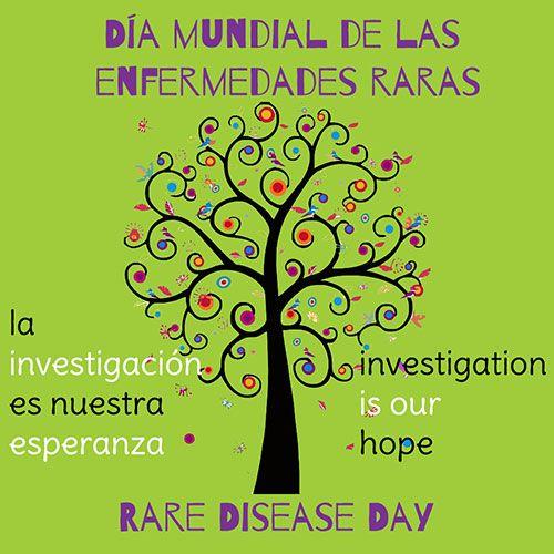 Día Mundial de las Enfermedades Raras Rare Disease Day