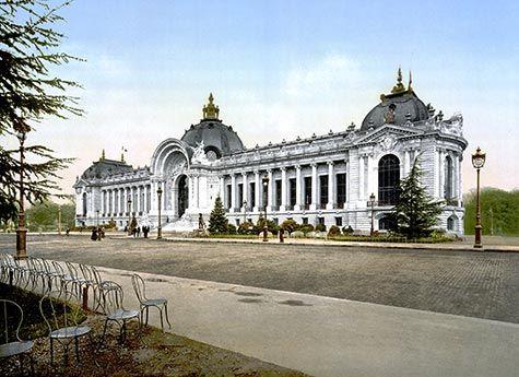 Petit Palais, built for the Exposition Universelle 1900