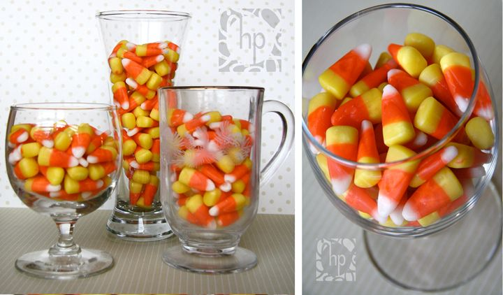 Great idea for a Halloween Party - Easy decorations and it\u0027s edible - halloween party treats ideas