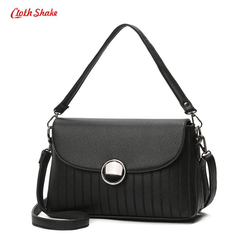 456ee87a354a Cloth Shake Summer New Fashion PU Leather Women Envelope Messenger bags  Slim Crossbody Shoulder bags Handbag Small Crossbody bag