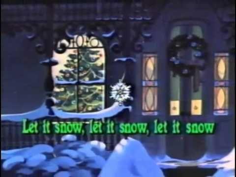 Disney Sing Along Songs Very Merry Christmas Songs 1988 Merry Christmas Song Disney Very Merry Christmas Christmas Songs Youtube