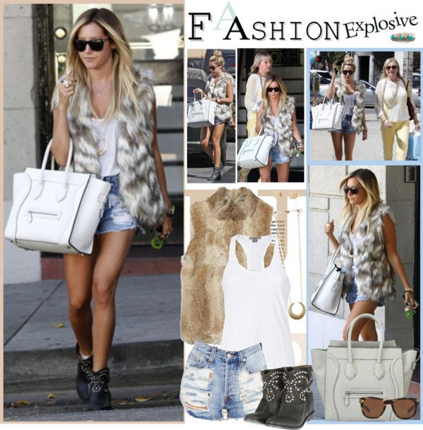 Ashley Tisdale in Los Angeles, March 14   Dress to impress ...