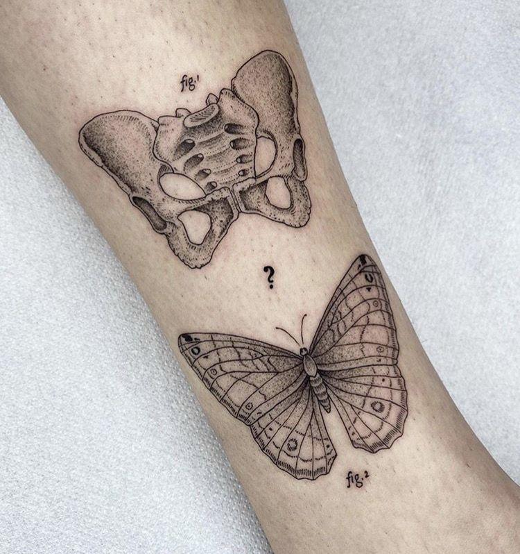 Photo of Butterfly Tattoo Ideas For Men and Women – Bein Kemen