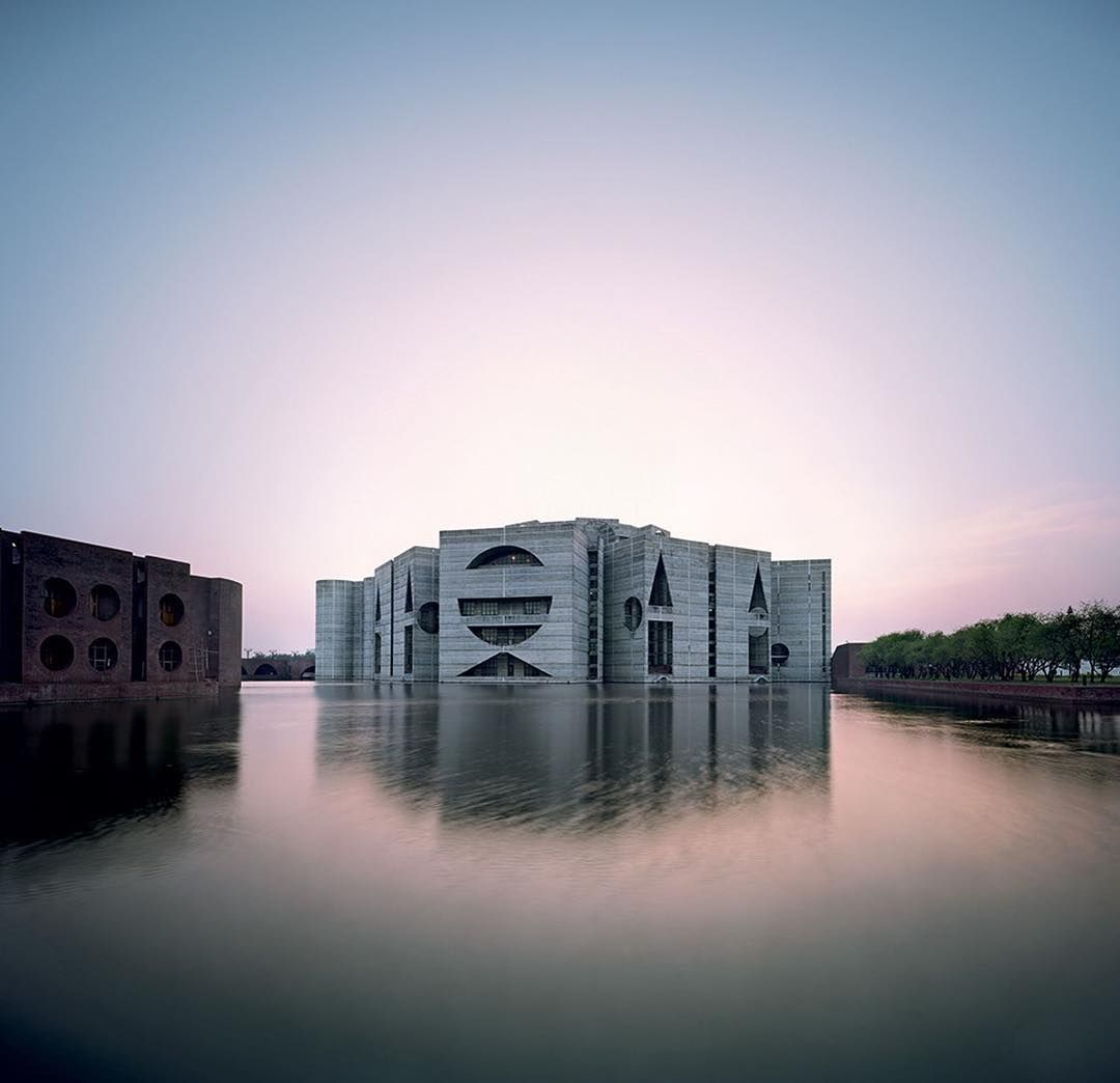 Classic architecture Friday: Louis Kahn was one of the most influential  architects of the 20th