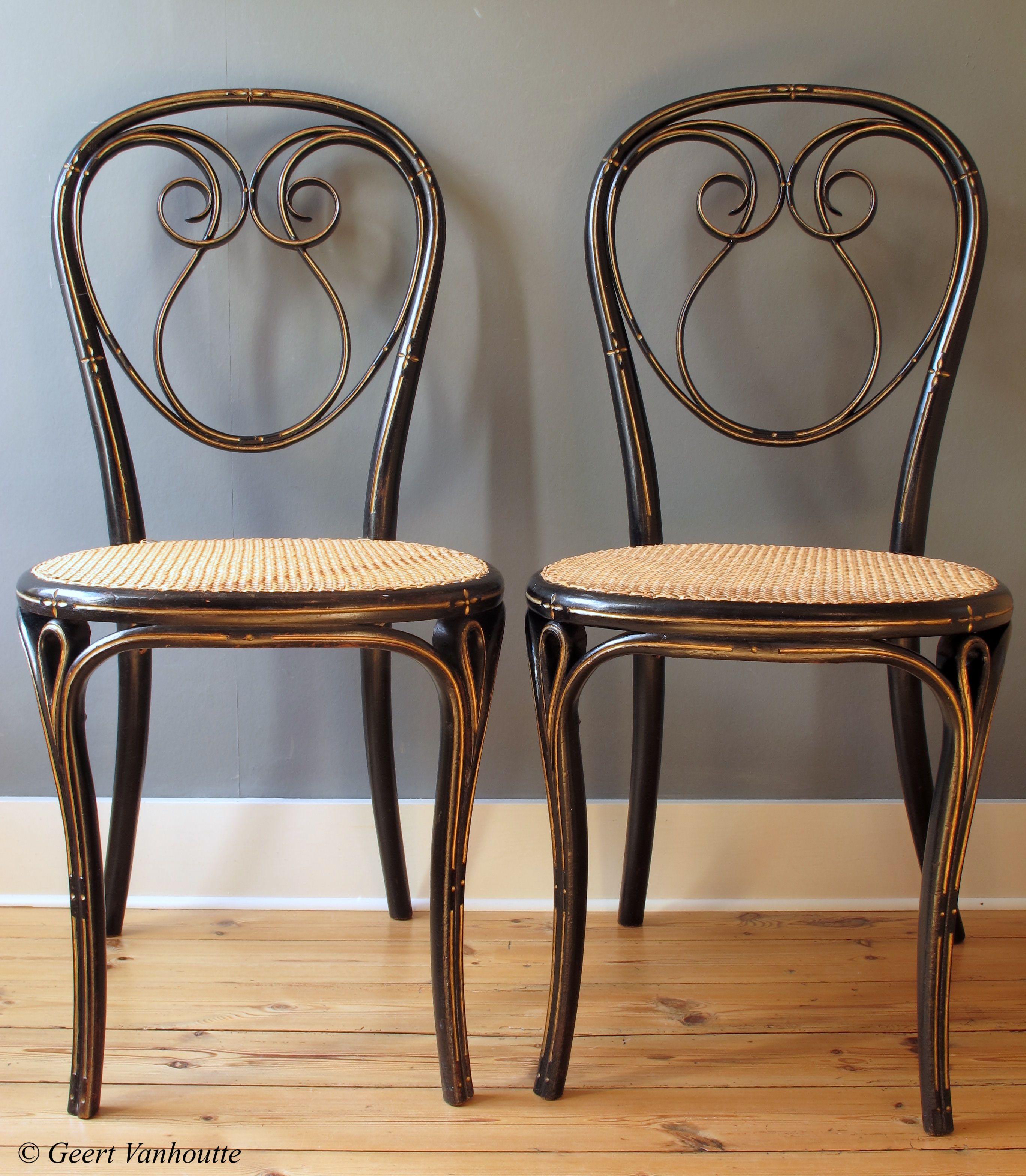 Thonet Sessel Nr 13 Ca 1862 1865 Art Nouveau Furniture Thonet Chair Outdoor Dining Chair Cushions