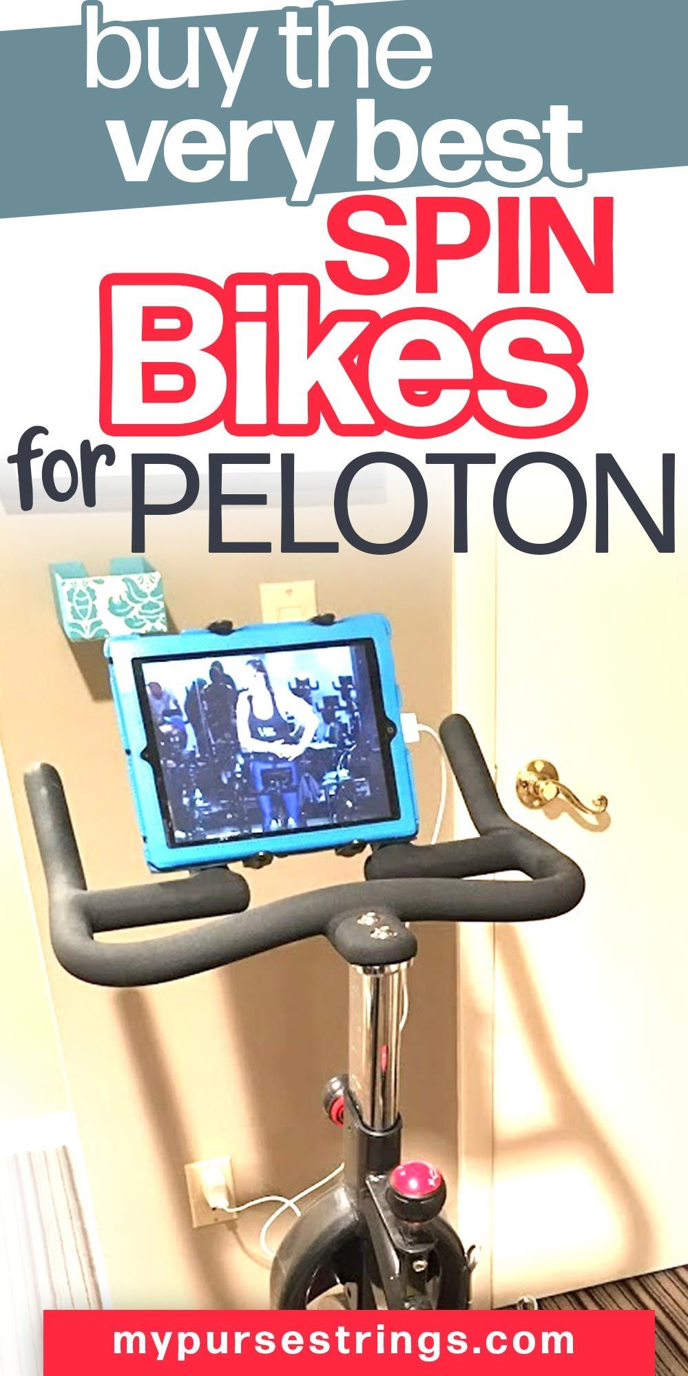 Best Spin Bikes To Use With The Peloton Digital App Workout For