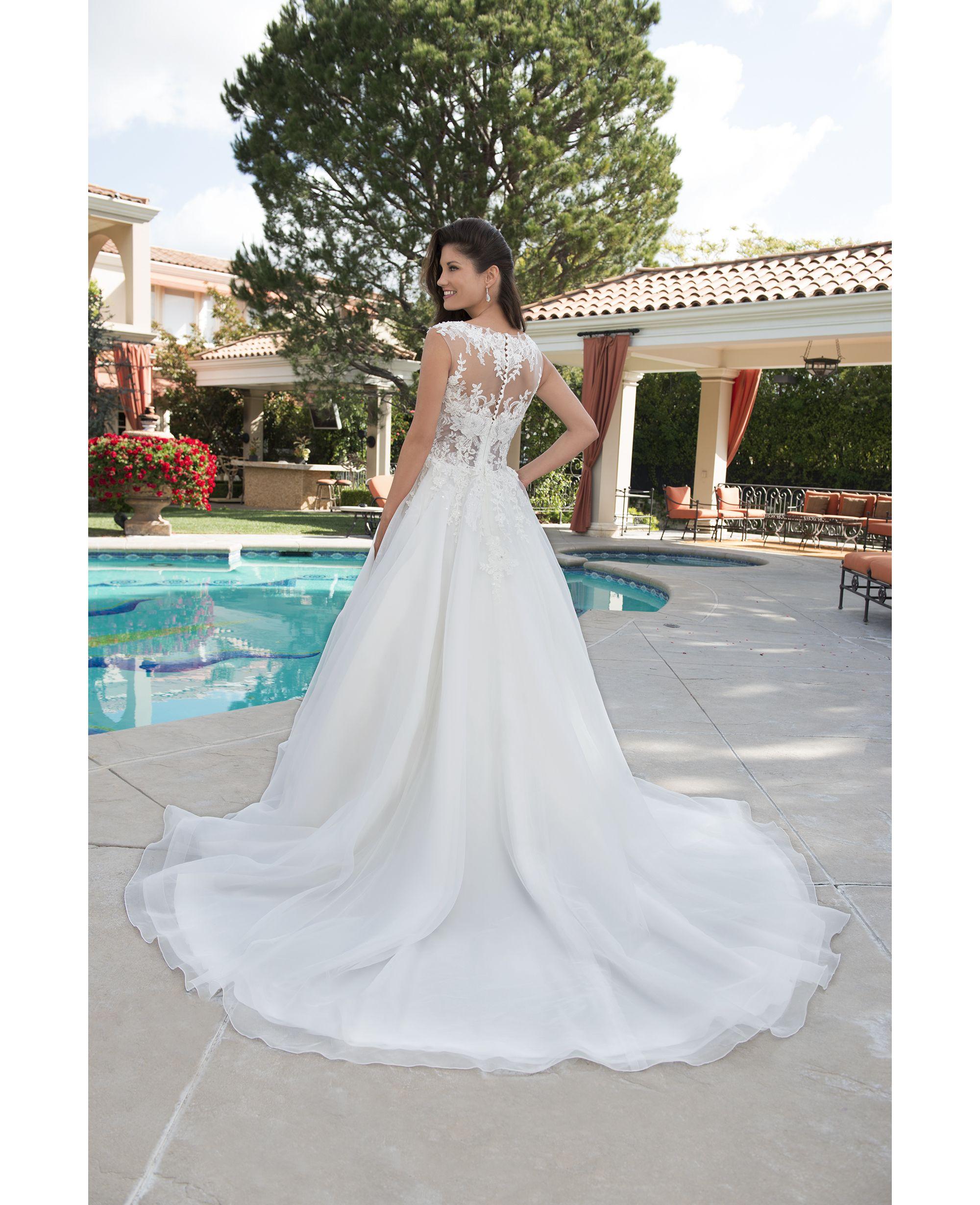 Angel u tradition wedding dressgown ivory aballgown style wedding