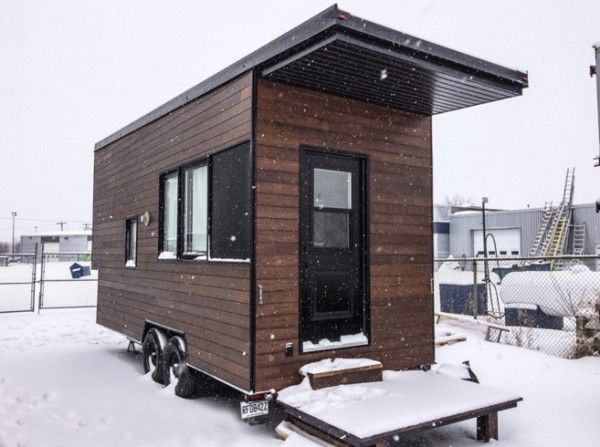 Sequoia Tiny House on Wheels by Minimaliste