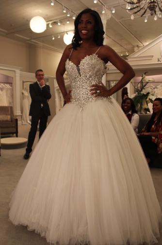 Tlc Official Site Ball Gown Wedding Dress Drop Waist Wedding Dress Pnina Tornai Ball Gown