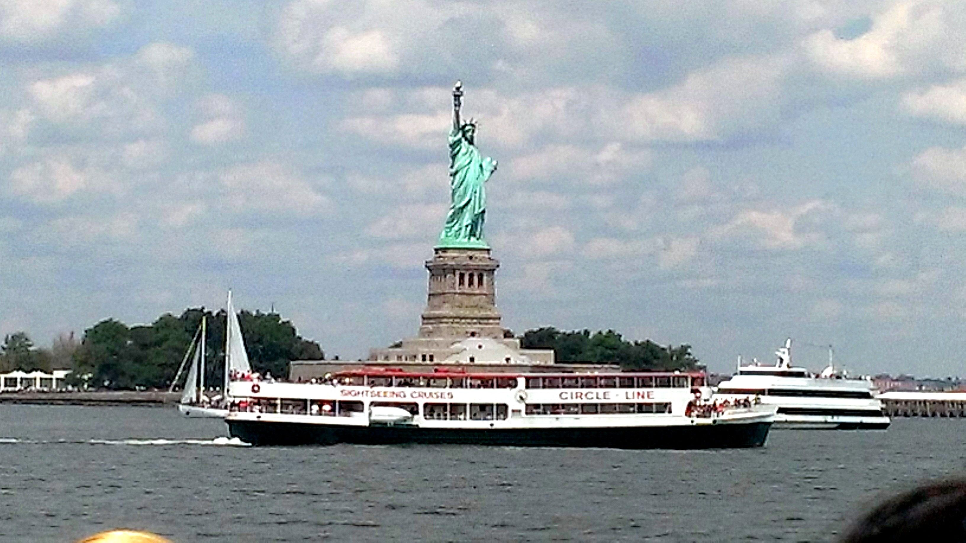 Statue Of Liberty And Circle Line Cruise Statue Of Liberty Cruise Liberty