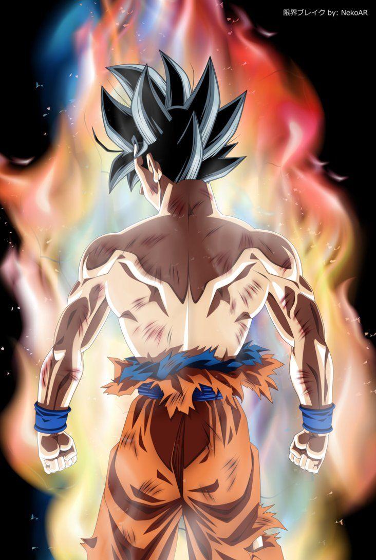 Son Goku, US Artwork (New Transformation) by NekoAR on DeviantArt