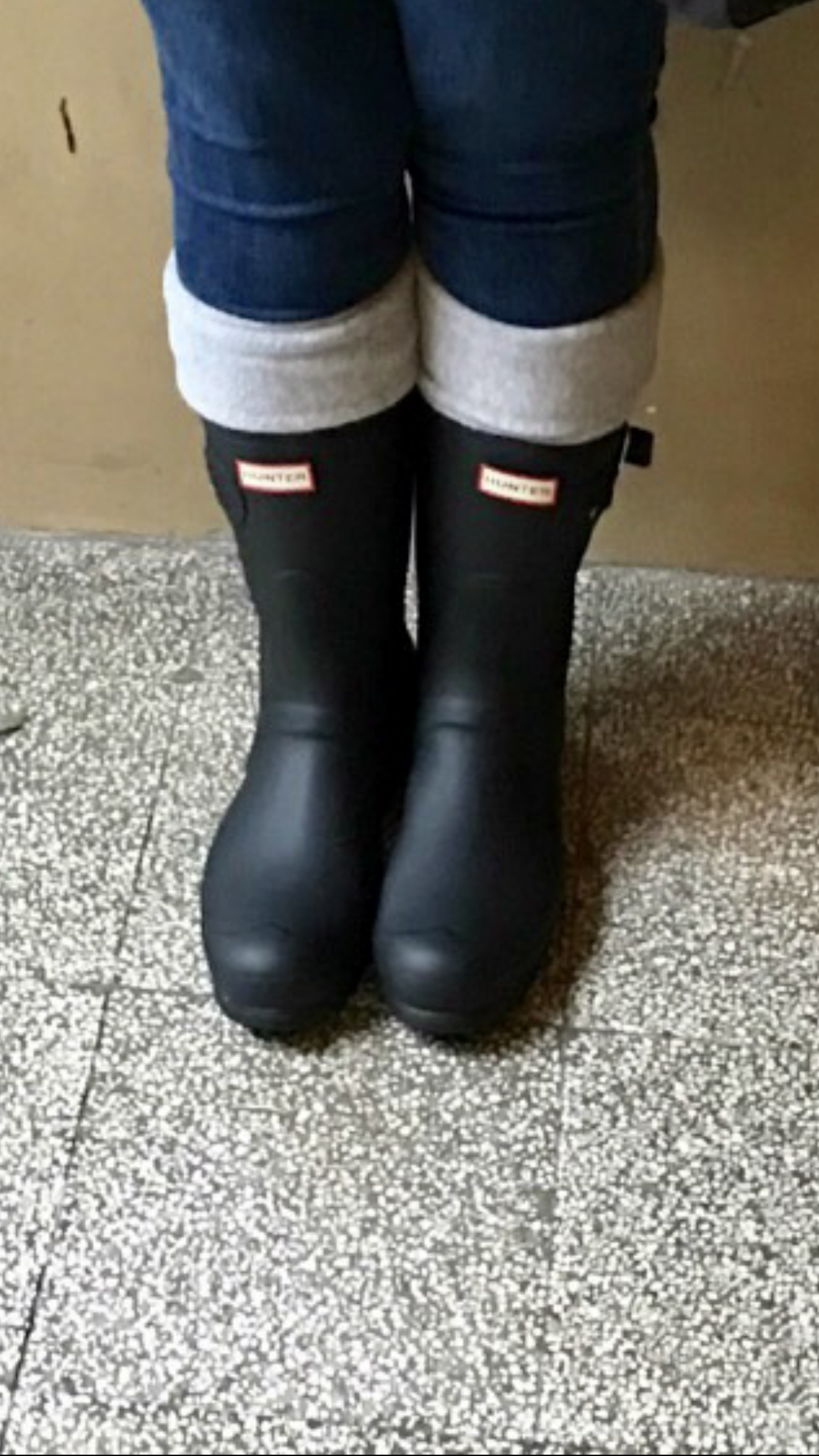 Botas short hunter, con calcetines termicos de decathlon | Boots ...