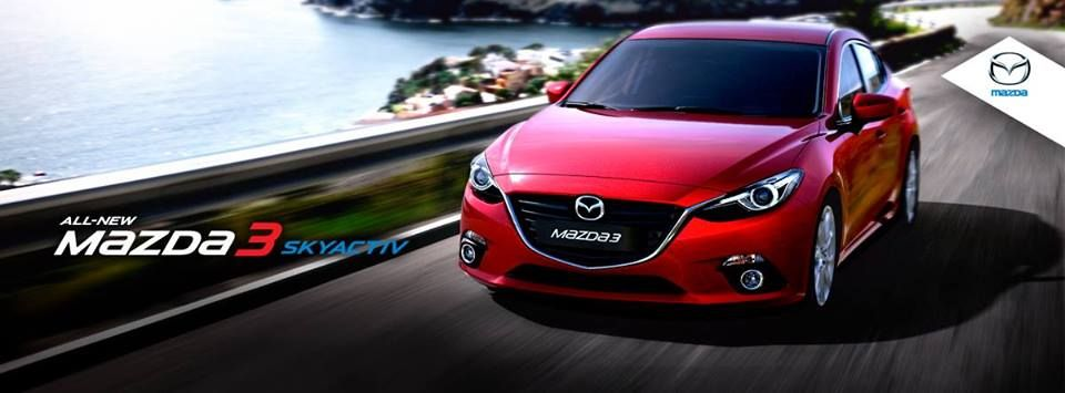 The All-New Mazda3 SKYACTIV Now Ready For a Test Drive