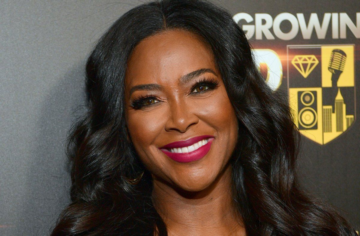 Kenya Moore Shares Photo Of Baby Daughter With Marc Daly