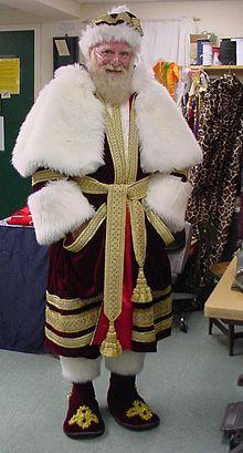 Santa Claus Wikipedia The Free Encyclopedia Santa Suits Santa Claus Outfit Santa Claus