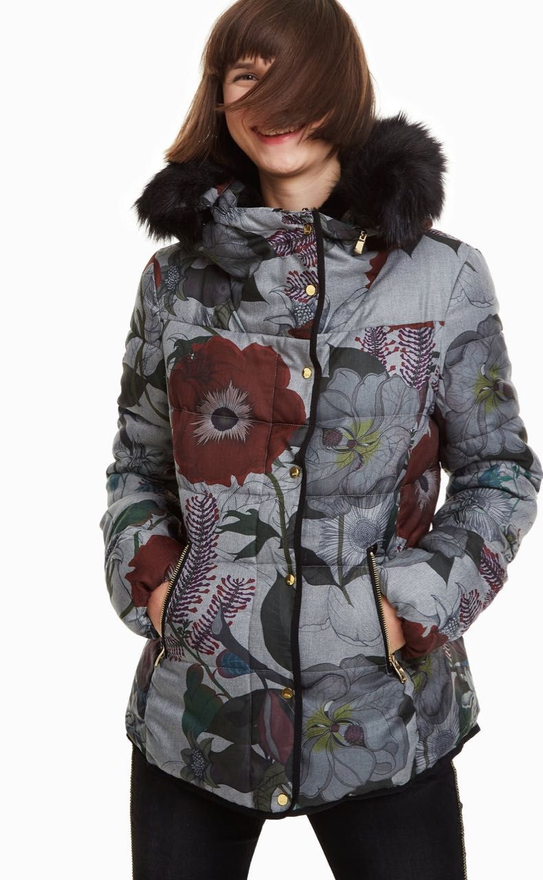 8ff7342d5 Desigual Winter Jacket