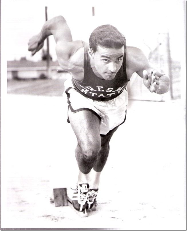 Fastest Man, Track, Field, Roger Bannister