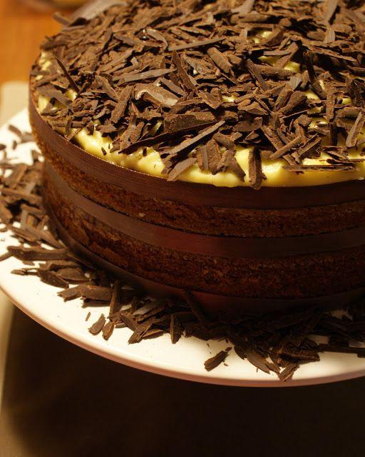 Intrusa na Cozinha: Happy Birthday to meeeee (Creme de baunilha... GOSTO)