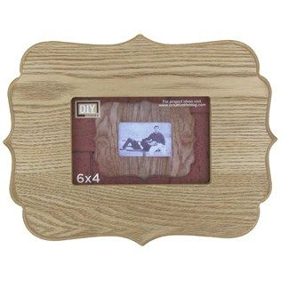 decorate this frame anyway you like take on a fun project with this samuel wood wooden frameshobby lobbyframe - Wooden Frames Hobby Lobby