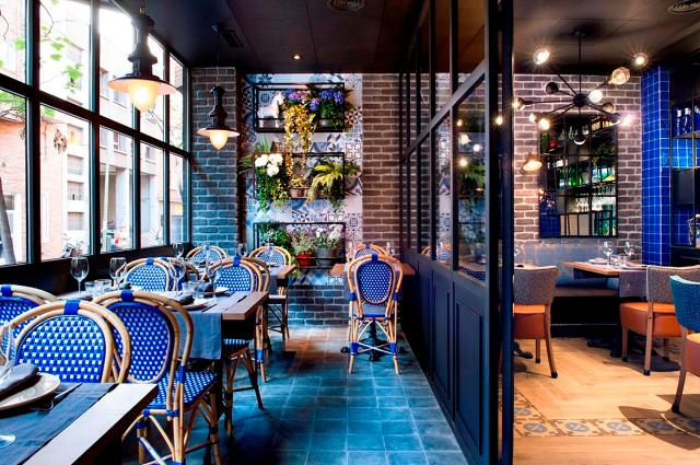 Un Restaurante Galleguiño Rico Rico City Confidential Diseño Del Restaurante Disenos De Unas Egue Y Seta