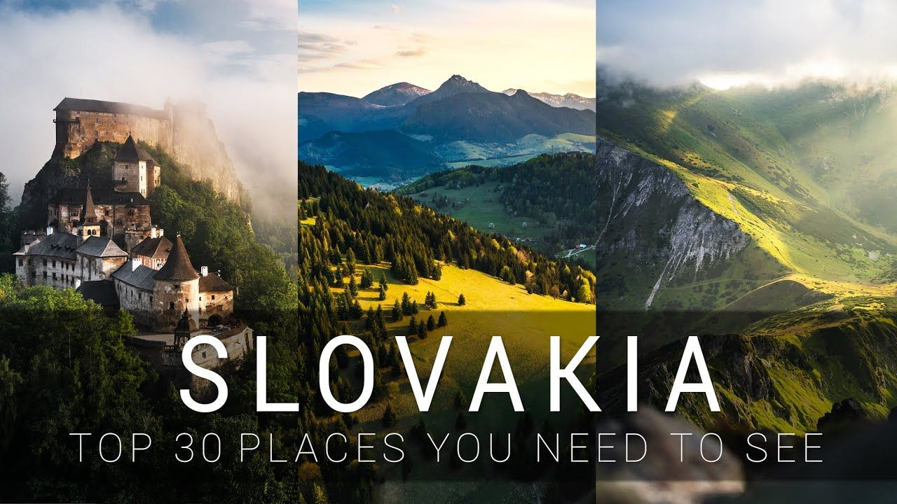 You wouldn't believe THIS IS SLOVAKIA! - YouTube