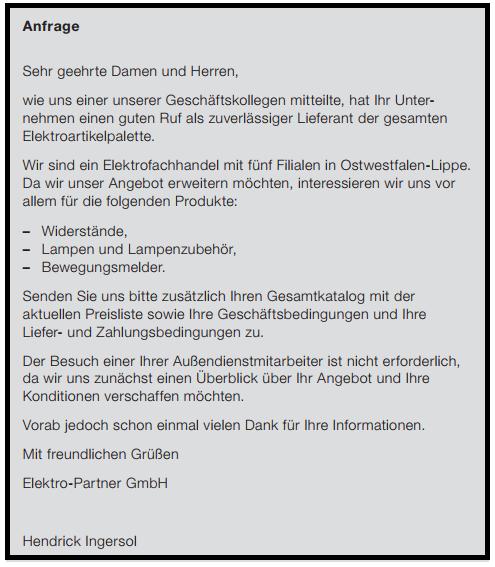 Deutsch Lernen Musterbriefe Deutsch Lernen Deutsche Sprache Brief Deutsch