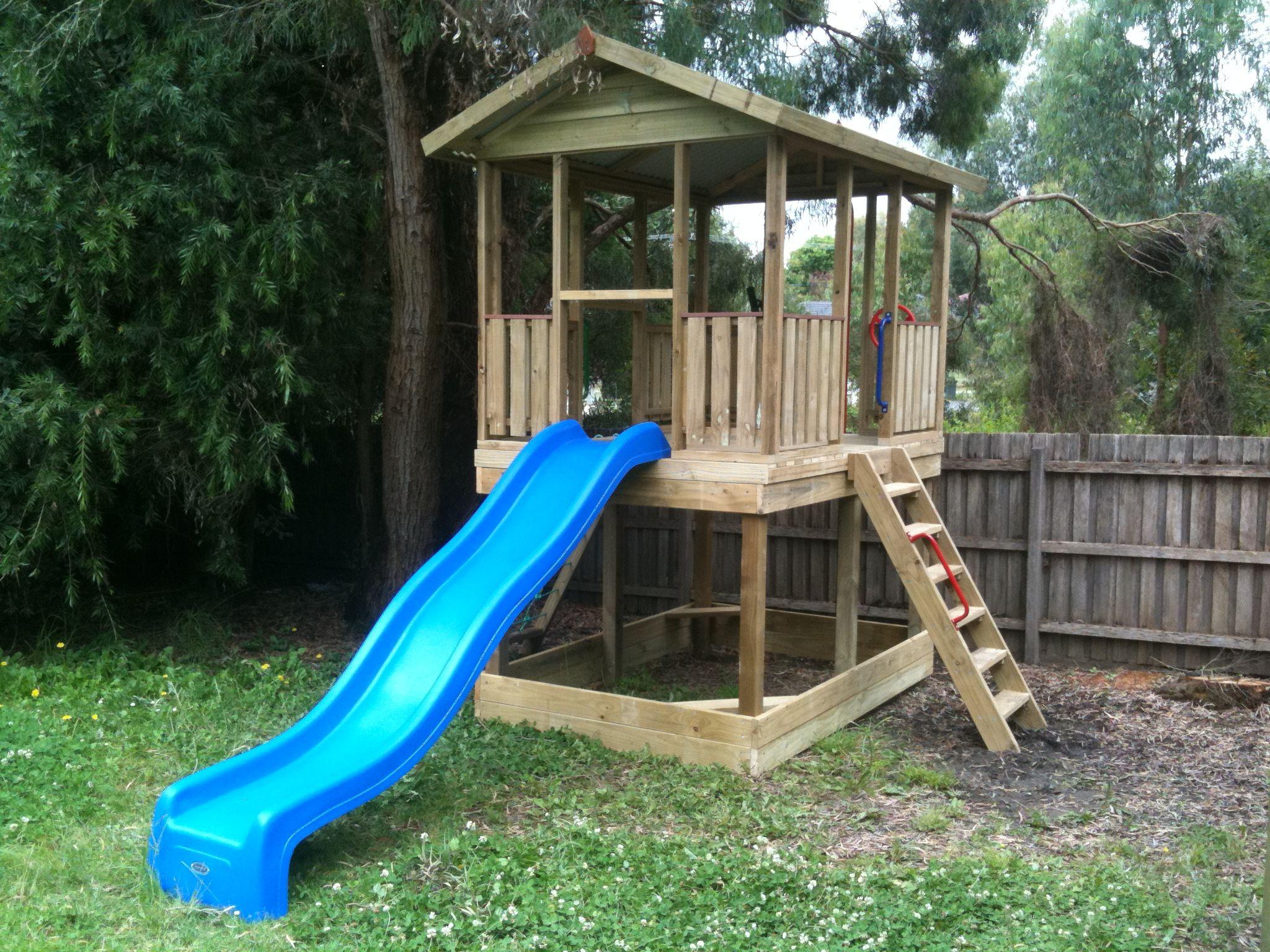 Kids Cubbies Cubby House Kids Fort Matt's Homes