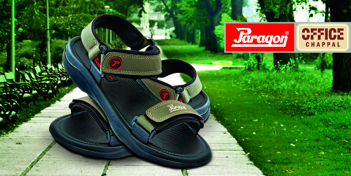 Paragon Office Chappal - In styles you