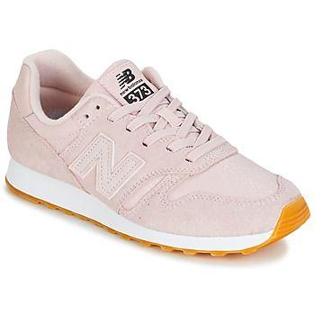 chaussures new balance wl373 beige femme