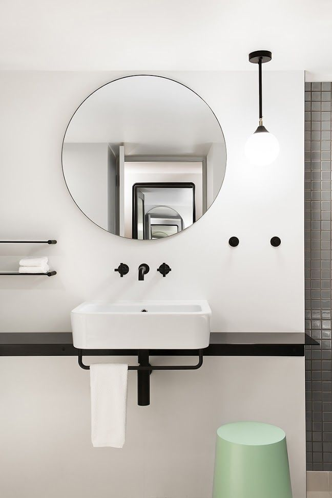 Ovolo Hotels Woolloomooloo By Hassell Bathrooms Outdoor Showers