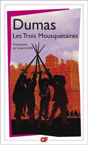 Les Trois Mousquetaires Alexandre Dumas Livres